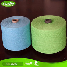 Strict QC department low price cotton yarn india in knitting yarn