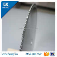 600mm aluminum profile cutting tct circular saw blade for CNC saw machines