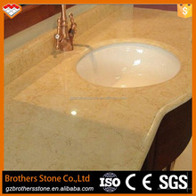 Chinese Bathroom Glala Beige Marble Lowes Bathroom Countertops