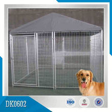 Large Wire Mesh Fencing Dog Kennel