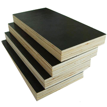 18mm black film faced plywood concrete formwork construction plywood