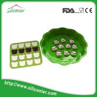 Mass supply silicone where to get chocolate molds