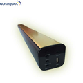 2.0 silm wireless tv soundbar speaker/ bluetooth soundbar with remote control and optical for LCD TV