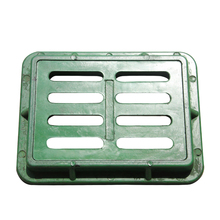 BEST Supply Rectangle Plate Drainer, Outdoor Drain Cover