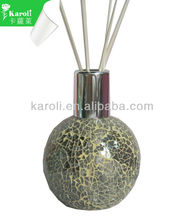 Mosaic Glass Aroma Diffuser , Fragrance reed diffuser , high quality home Fragrance decor