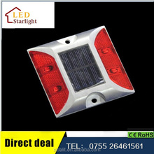 Factory supply 4PCS LED solar security light