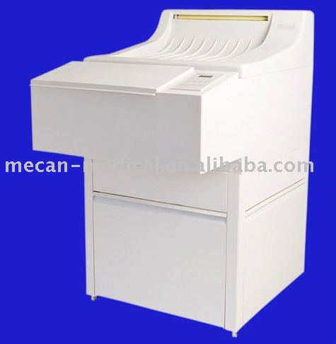 280 film/hour 12.5L Automatic Medical Xray film processor