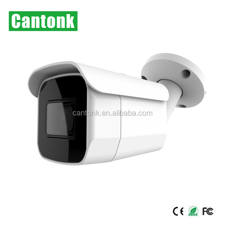 Cheapest 2MP full hd p2p outdoor security bullet H.265 IP camera