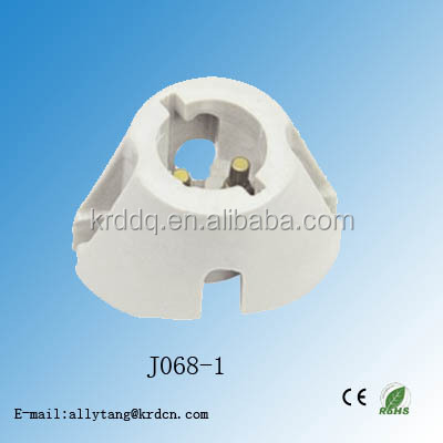universal standard porcelain B22 lamp holder