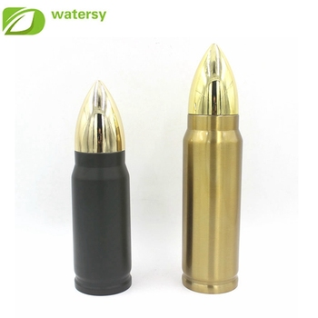 wholesale personality stainless steel 350ml vacuum flask thermal water bottle bullet thermos cup