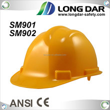 High Density industrial ABS shell CE EN397 standard approved Hard Hat