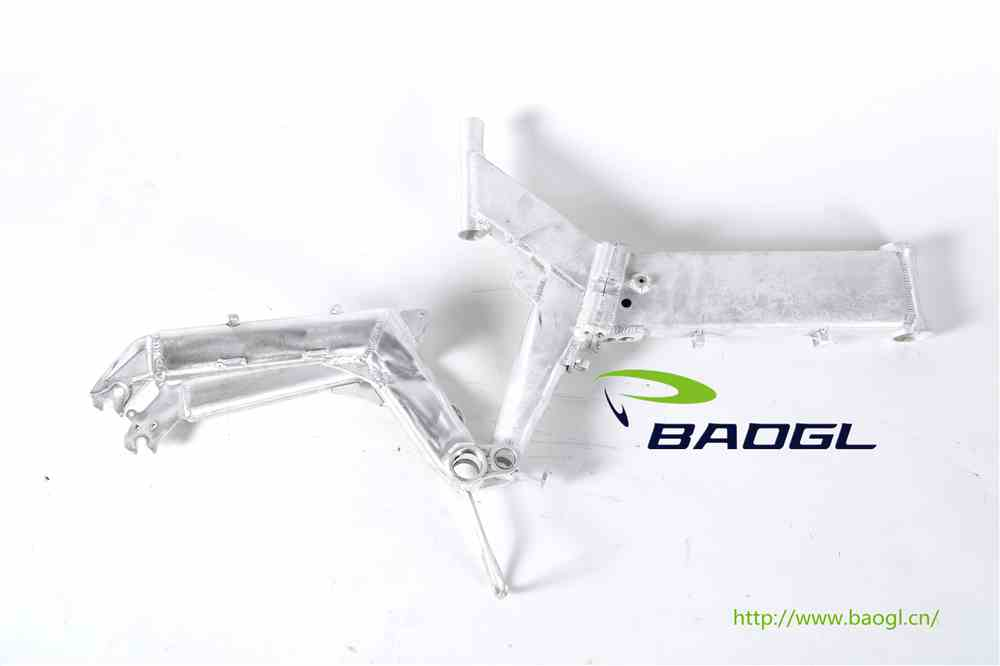 BAOGL bicycle frame for delta trike
