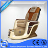 2015 professional spa foot pedicure chair hot sale & low price massage chair panaseima with glass bowl