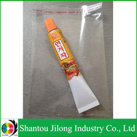 China Factory 1.2 mil Transparent PP Big Bag