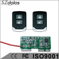 NEW Controller RF Wireless Relay Remote Control Switch 315 MHZ 433 MHZ teleswitch 4 Transmitter +4 Receiver