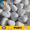 Natural White Marble Stone White Pebble