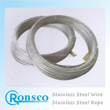 200 micron food grade stainless steel wire price per kg