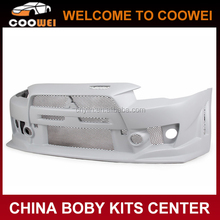 Top Quality Pu Material FQ Style Front Bumper For Mitsubishi Lancer-EX