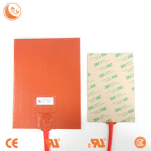 battery powered heating element, silicone rubber flexible heater ,heating elements
