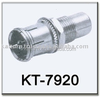 (KT-7920) PAL Quick Female to RCA Female Bulkhead tv connector rf coaxial connector