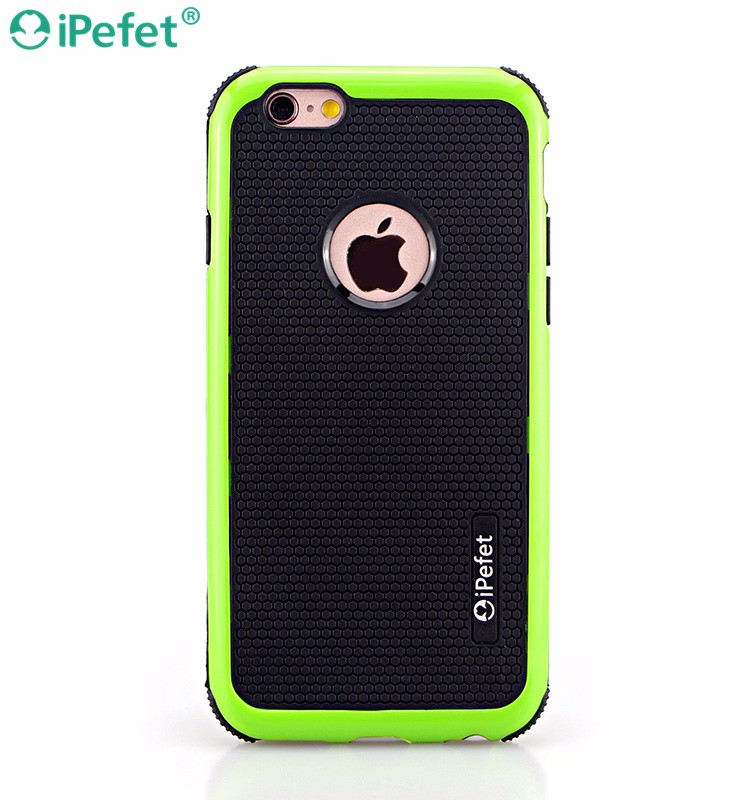 2016 Popular Design Heavy Duty Rugged Armor 2 In 1 shockproof mobile phone case for iphone
