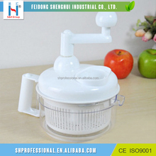 Customized Rotary Electric Slicer Electric Grater Vegetable Grater