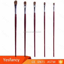 China names of best Art Paint Brushes Set for Watercolor trim