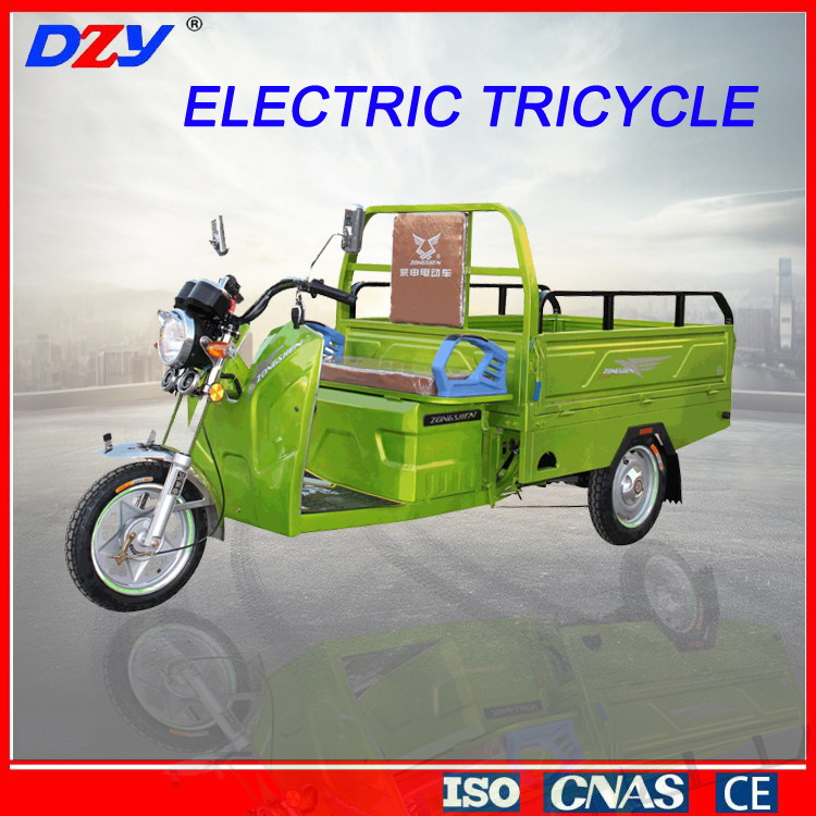 new three wheel motorcycle garbage tricycle electric vehicle