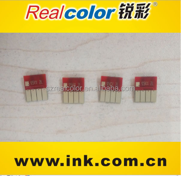 new! refill ink cartridges ARC chips for hp934/935 for HP 6230/6830 with the newest auto reset chips