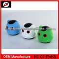 Owl mini with hands free call mini bluetooth speaker also bluetooth stereo speaker
