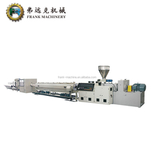 16-63mm one time can produce two pieces pvc pipe extrusion machine