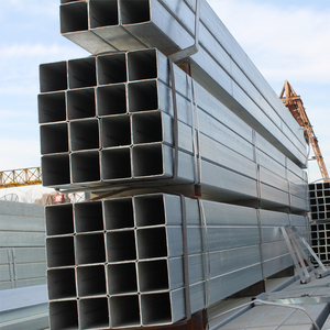 200x200 galvanized square steel tube for oil delivery