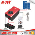 Pure Sine Wave inverter MUST Solar Hybrid inverter 3000w with MPPT power inverter