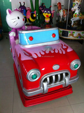 Micky Car amusement park kiddie rides for rent