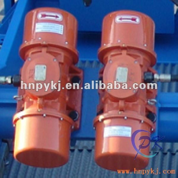 YZS series three phase motor for vibrating feeder