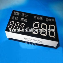 OEM custom design led currency detector signboard display