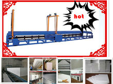 polystyrene sheets cutting machine from D&T industry