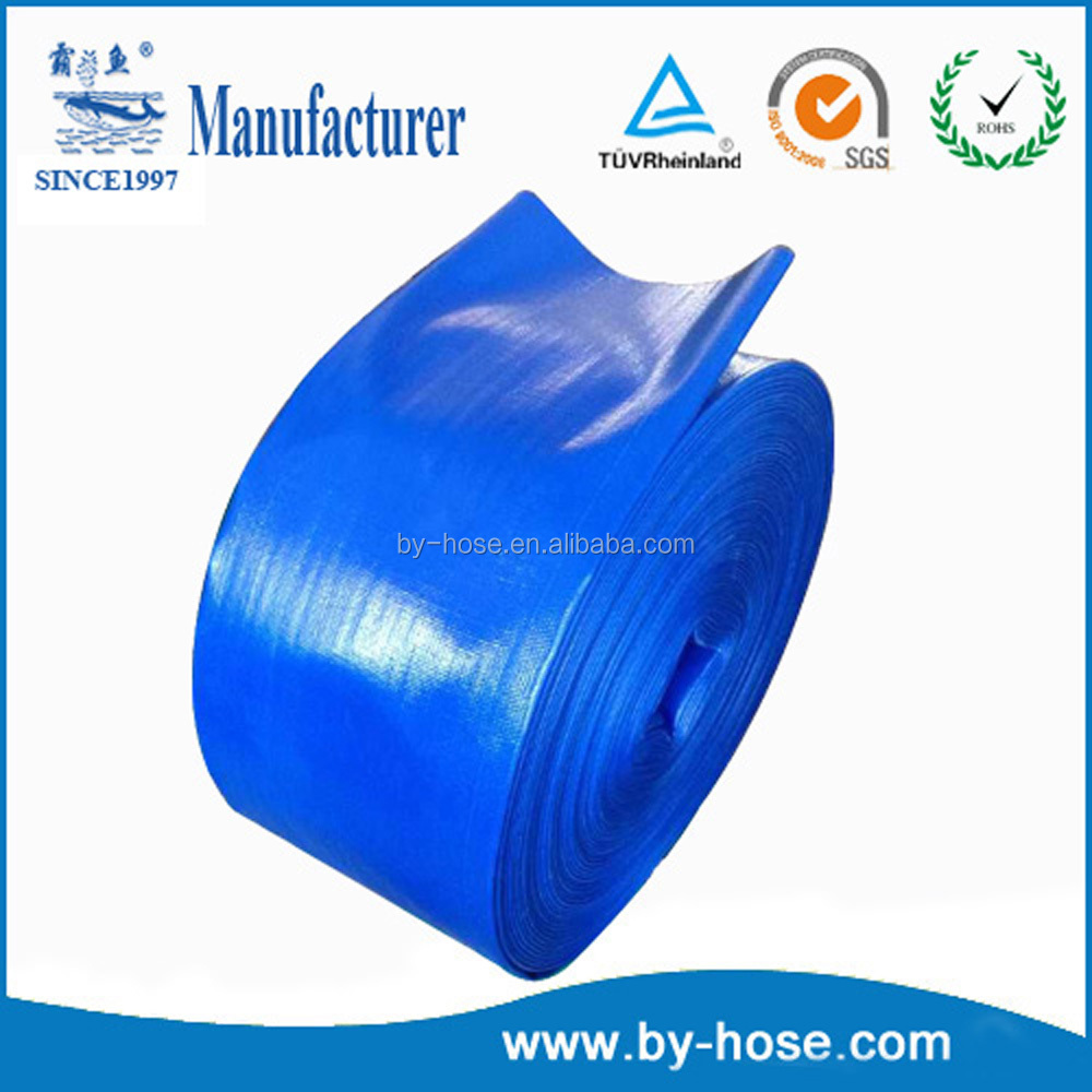 Made in China sell high flexible 4 inch <strong>PVC</strong> water pipe for irrigation