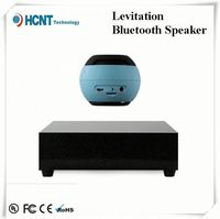 The World's First Magneitc Levitation bluetooth speaker ball