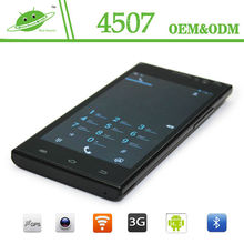 4.5 Inch IPS MTK6582 Quad Core RAM 1G ROM 4G Camera 2.0M 5.0M Bluetooth GPS android android smartphone support hdmi