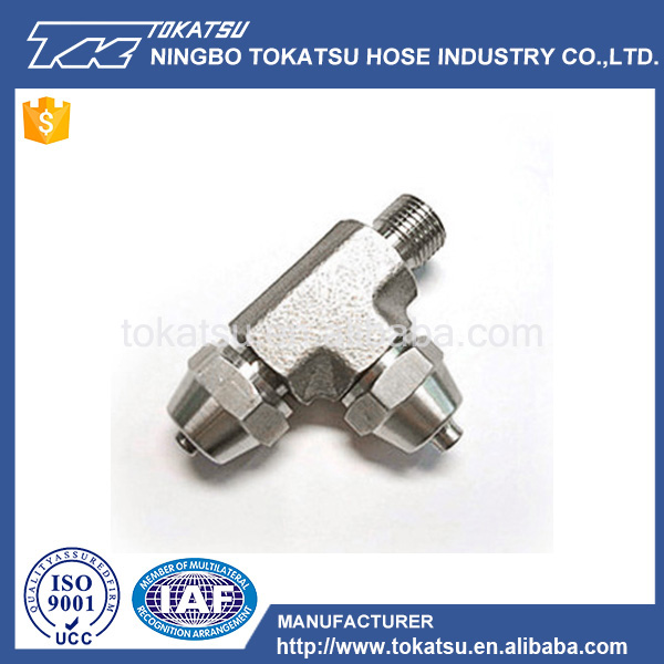 Pipe fitting names and parts bulkhead hydraulic hose fitting