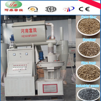 CE approved pellet mill wood