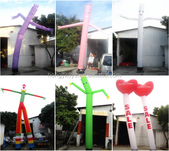 Best Quality 6m Inflatable Sky Dancing Air Tube Dancer Man