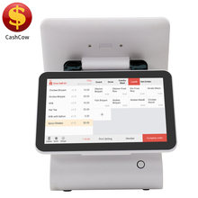 China OEM android 6.0 wireless pos terminal with printer barcode scanner