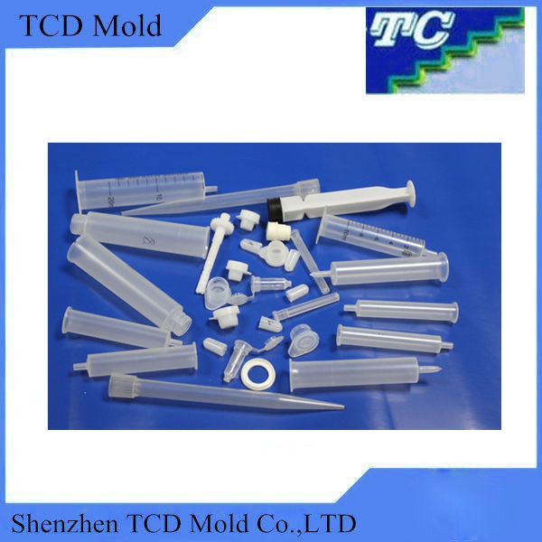 Plastic Injection Mold Making for Styles Medical Component