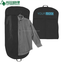 Cheap High Quality Custom Garment Bag Breathable non woven Suit Cover