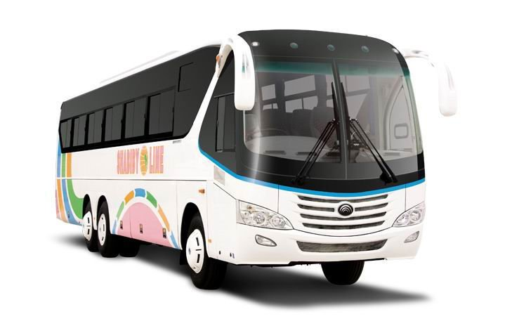 Yutong luxury passenger bus for sale ZK6139D luxury bus price