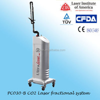 smart co2 fractional laser, co2 skin scar removal factroy