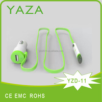 YZD-11 mini single usb car charger for car not for child electric car