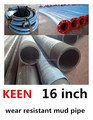 16 inch oil and gas suction hose exhaust gas suction hose